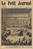 The trial of Henriette Caillaux