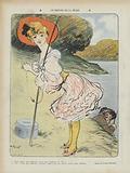 Illustration for Le Rire