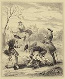 Duel between Lord Mahon and the Duke of Hamilton