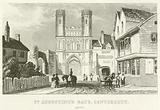 St Augustine's Gate, Canterbury, Kent
