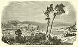 Dernier voyage de Dumont-d'Urville, Rade d'Hobart-Town ile Van-Diemen