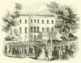 Habitation de Robert Peel a White-Hall Gardens