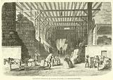 Magasins de chiffons de MM Souchaix et Louvet, a la Chapelle-Saint-Denis