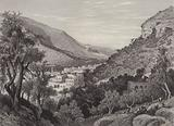 Nablus, the Ancient Shechem