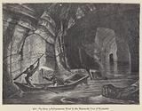 The Styx, a Subterranean River in the Mammoth Cave of Kentucky