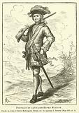 Portrait Du Capitaine Henry Morgan