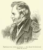 Naturalistes Explorateurs, Sir John Richardson