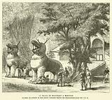 Le Palais Du Maharajah A Manipour