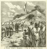French invasion of Madagascar