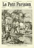 Killing of Lieutenant Lunier in French Guiana