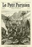 Massacre of Armenians by Kurds in Turkey