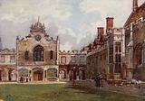 Peterhouse, The First Court