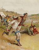 A Three-Legged Race