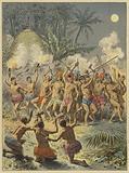Pilou-Pilou de Kanaques