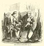Illustration for A Tale of Two Cities by Charles Dickens