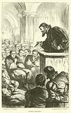 Latimer preaching