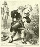A Royal Little Prisoner