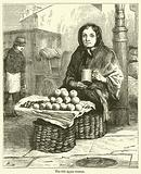The Old Apple-woman