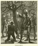 Wassailing the Apple-tree