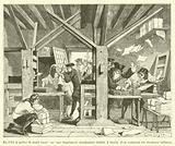 En 1703 la police fit main basse sur une imprimerie clandestine etablie a Senlis, d'ou sortaient …