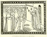 Savonarola preaching to the nuns