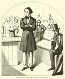 Mr Disraeli criticising Mr Gladstone's War Budget
