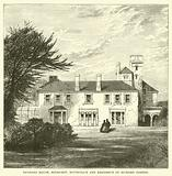 Dunford House, Midhurst, Birthplace and Residence of Richard Cobden