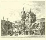 Cloisters of Magdalen College