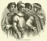 Crowns of Victors in the Greek Games