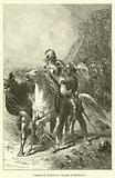 L'assaut de Rabasteins, Blaise de Montluc