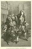 Le courrier du chevalier de Grammont, Antoine Hamilton