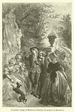 Le premier voyage de Mirabeau a Versailles, Le marquis de Mirabeau