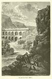 Le pont du Gard, Mery