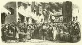 Le marche aux eponges, a Tripoli