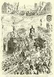 Chinon, Grande cavalcade donnee le 27 juin en l'honneur de Rabelais, a l'occasion …
