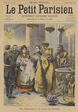Baptism at the Russian imperial court