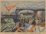 Visit to France by Tsar Nicholas II and Tsarina Alexandra of Russia