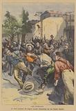 Lynch mob in America