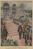 Visit of King Edward VII to France