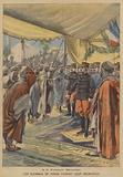 The Djema'a of Figuig surrendering to the French