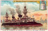 French armoured cruiser Dupuy de Lome