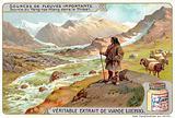 Source of the Yangtze in Tibet