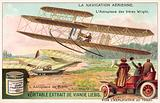 The Wright Brothers' aeroplane