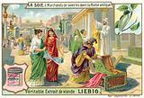 Silk merchants in Ancient Rome