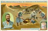 Digging for water in the Gobi Desert