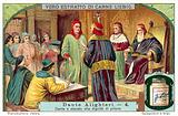 Dante is appointed Prior of Florence