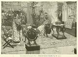 Une Ceremonie Bouddhique A Paris