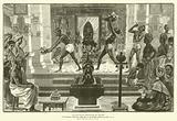 Les Chittis Ou Adorateurs De Krishna