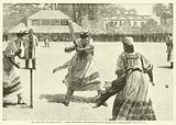 Une Compagnie De Cricketeuses