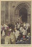 Alla presenza del Cardinal Legato e delle rappresentanze dell'Ordine dei Benedettini di tutto …